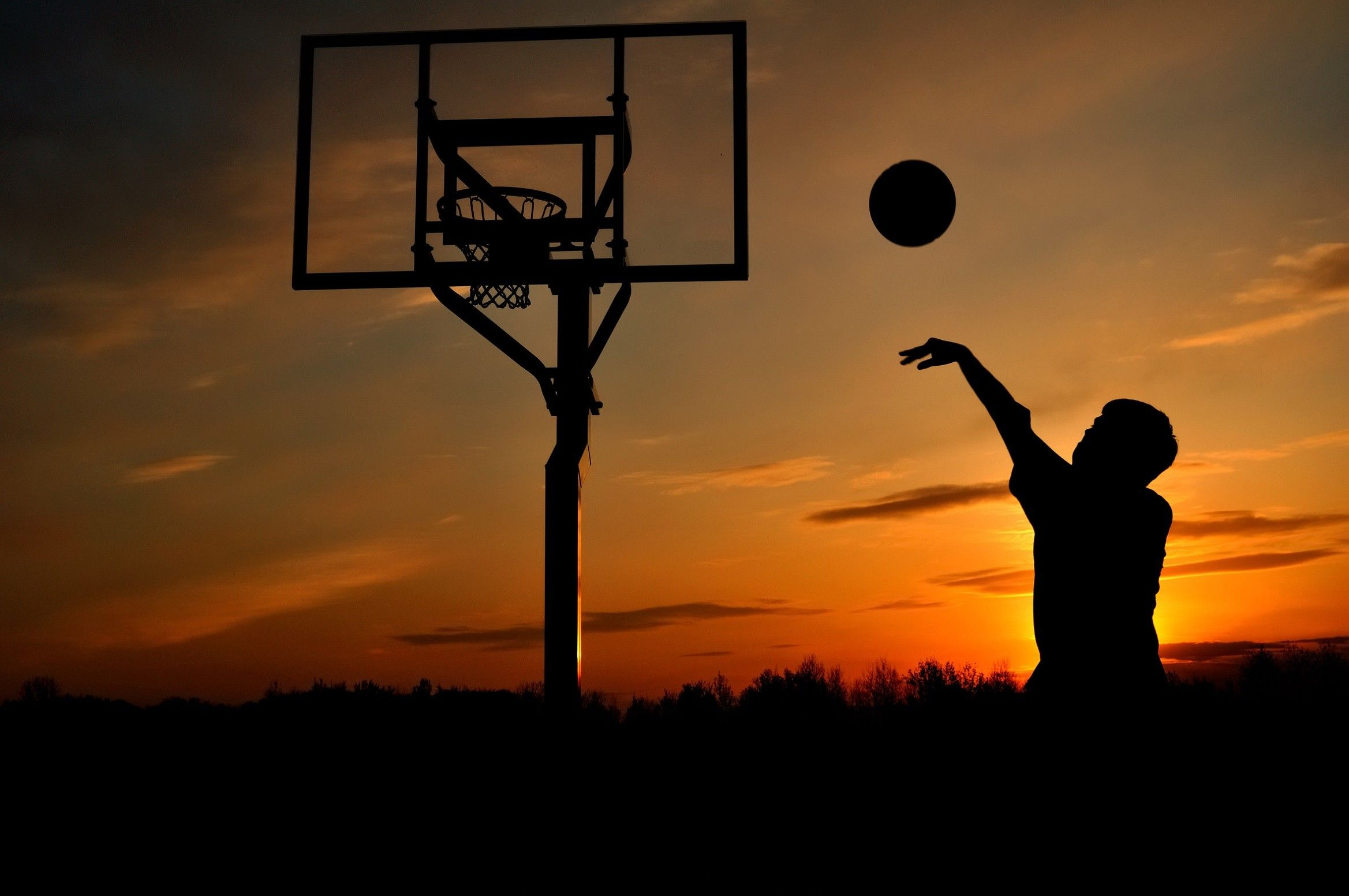 Boy And Girl Wallpaper With Quotes Basketball Wallpaper 14 2337x1553