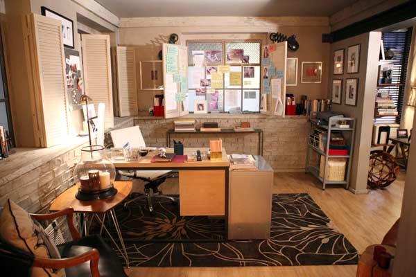 CASTLE beckettu0027s apartment Dream home Pinterest - einrichtung ideen von big bang theory farben mobel und wohnacessoires