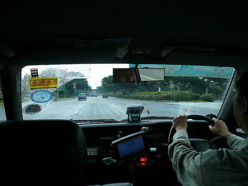 blog voyage travel taxi singapour car voiture route whv
