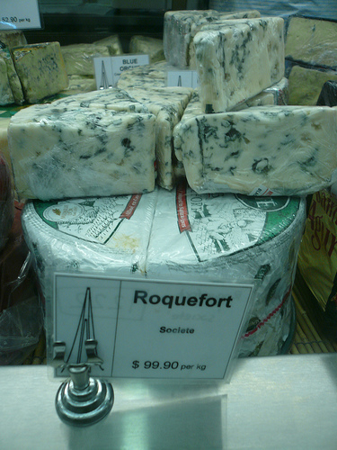 blog voyage roquefort cheese french fromage tasty