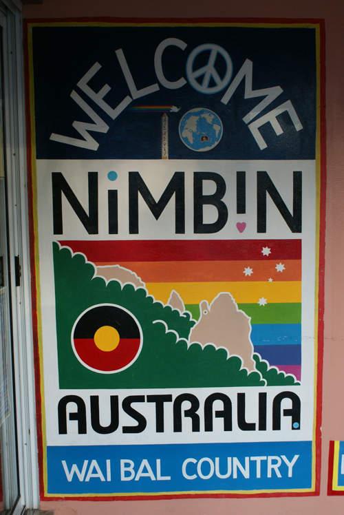 Nimbin, la ville hippie australienne