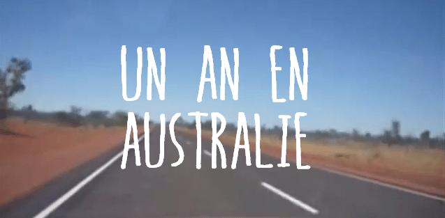 Seth et lise en Australie, le clip