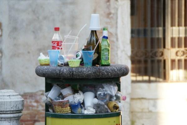 blog voyage italie poubelle insolite venise australie canada