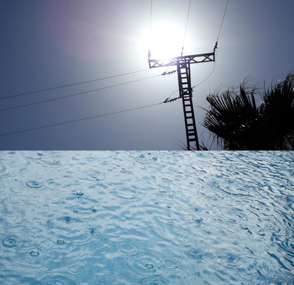 soleil espagne moraira piscine