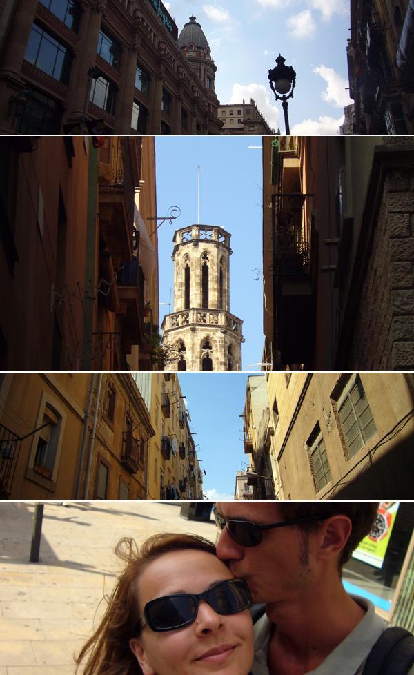 blog voyage australie espagne barcelone city architecture