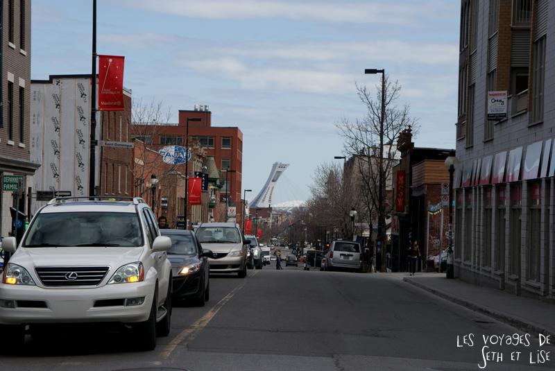 blog voyage canada pvt montreal rue mont royal stade