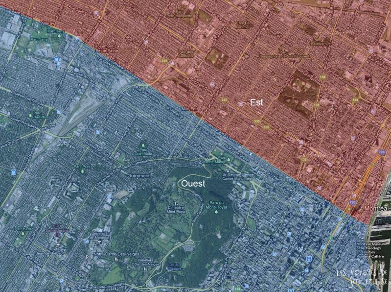 S'orienter à Montréal