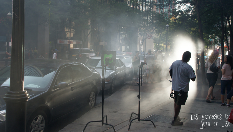 blog photo voyage canada toronto movie scene spoiler cinema light smoke