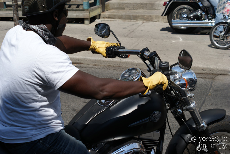 blog voyage toronto canada pvt montreal people portrait photo muscle biker motard