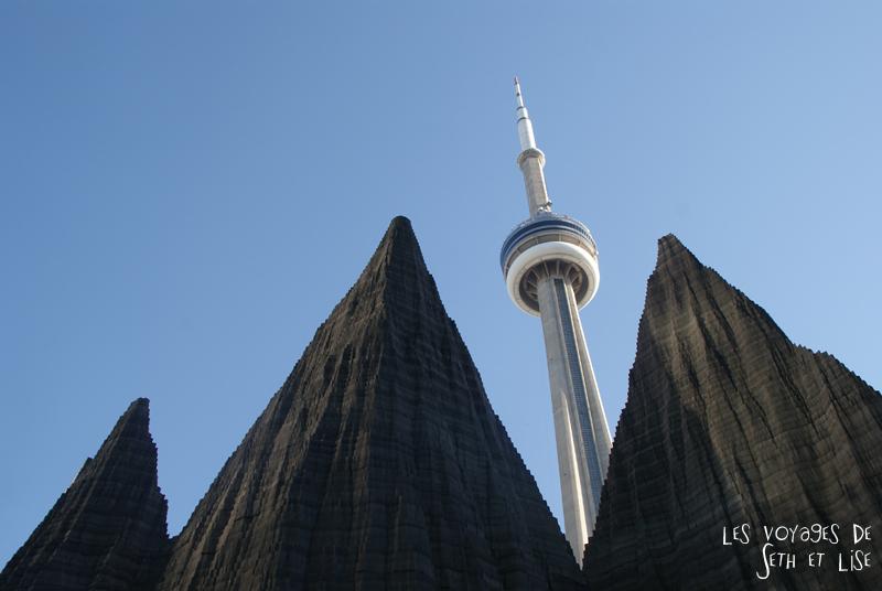 Exploration de Toronto