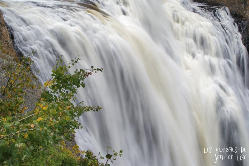 blog photographie canada pvt pvtiste voyage couple tour du monde quebec city ville chutes montmorency