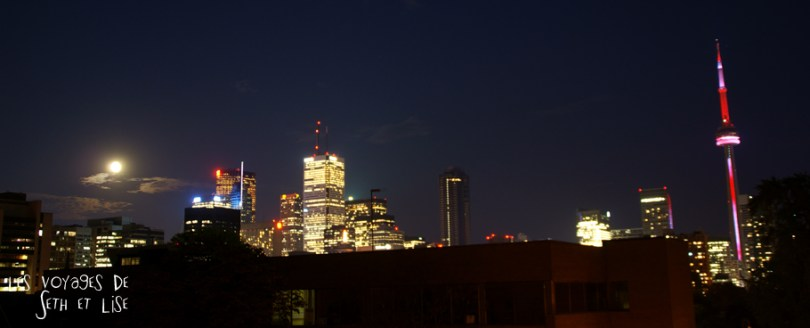 blog pvt toronto cn tower couple photographie voyage