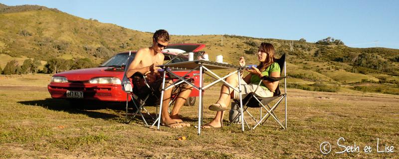 blog voyage conseil road trip aventure roadtrip voiture van routard repas cool relax