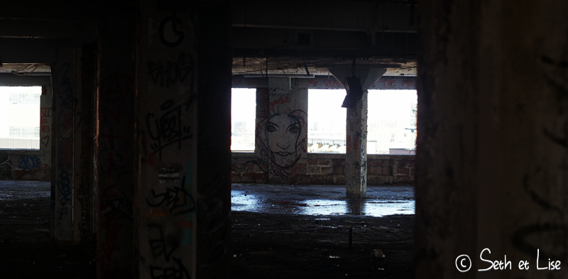 blog pvt canada montreal urbex streetart graffiti canada urban face