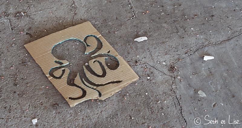 blog pvt canada montreal urbex streetart graffiti canada urban octopus