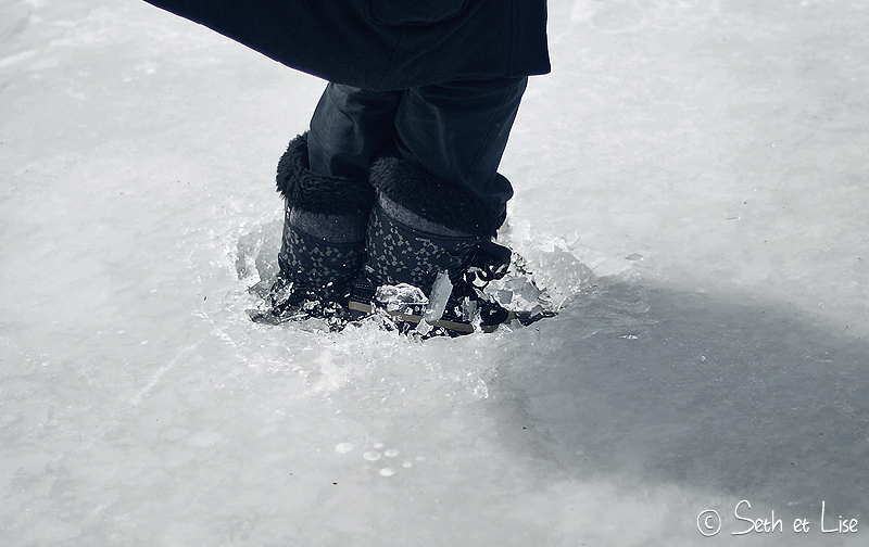 blog pvt canada montreal hiver glace printemps blanc photographie seth lise explode
