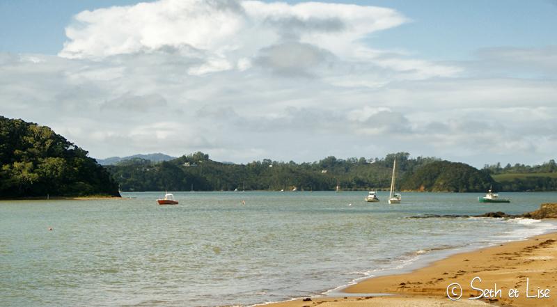 blog whv nouvelle zelande voyage tour du monde couple photographie kawakawa kerikeri maori million dollar view roa
