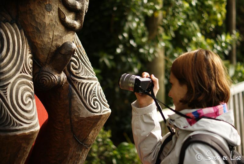 blog nouvelle zelande voyage photographie whv couple tour du monde Waitakere Ranges