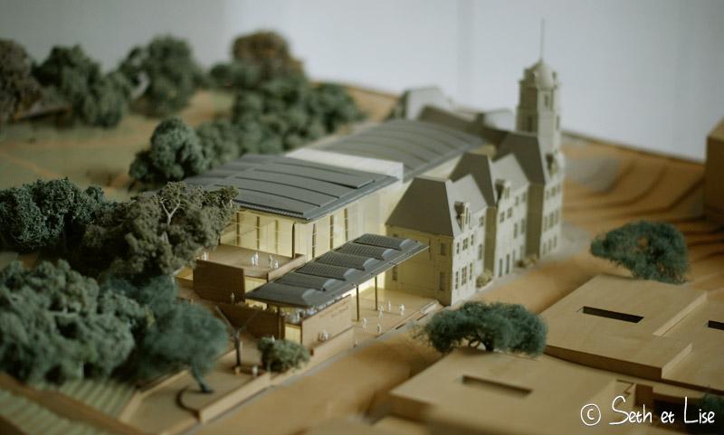 blog voyage nouvelle zelande whv auckland city art gallery maquette