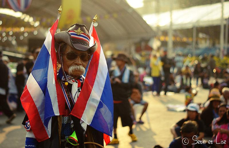 La révolution thaïlandaise, histoire et portraits