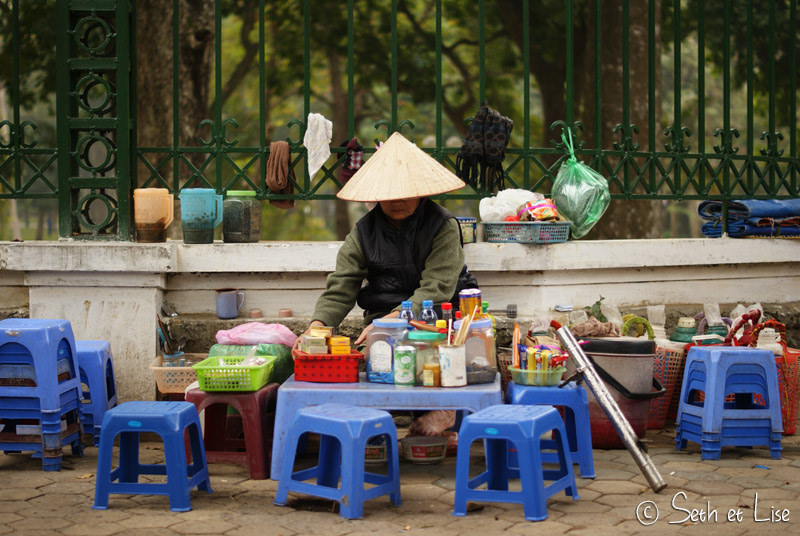 blog voyage hanoi vietnam couple tour du monde asie photo
