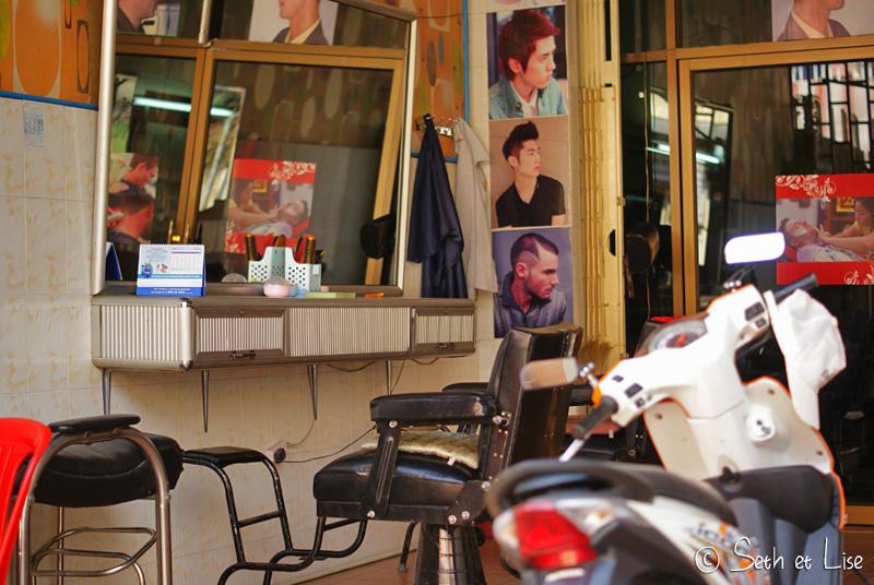 blog voyage cambodge phnom penh asie coiffeur