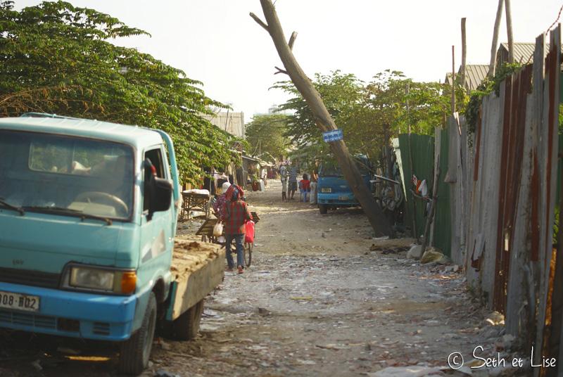 blog voyage cambodge phnom penh asie ruelle