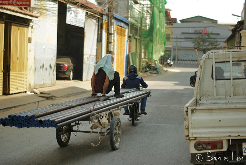 blog voyage cambodge phnom penh asie danger