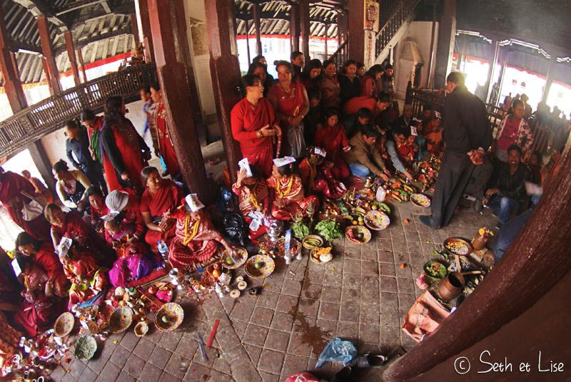 blog voyage nepal tour du monde durbar square katmandou ihi