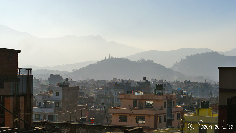 Samakushi, le quartier populaire de Katmandou
