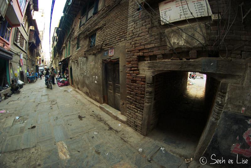 blog voyage nepal katmandou cours mystere