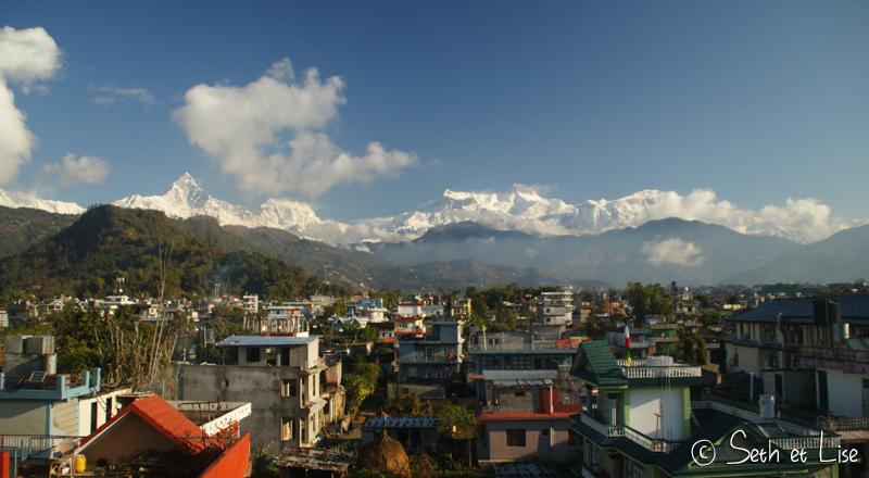 Bye bye Pokhara...