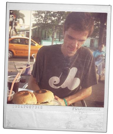 Street-food à Cuba
