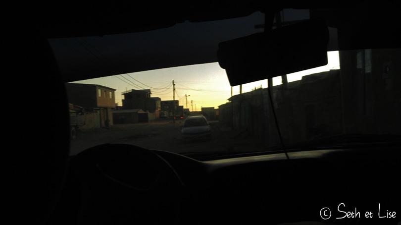 Pour un coucher de soleil en Bolivie, on aurait pu rêver d'une meilleure vue