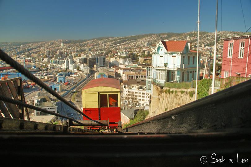 Valparaiso, découverte et insécurité