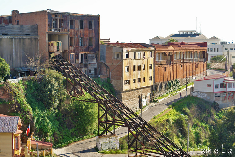 old funicular