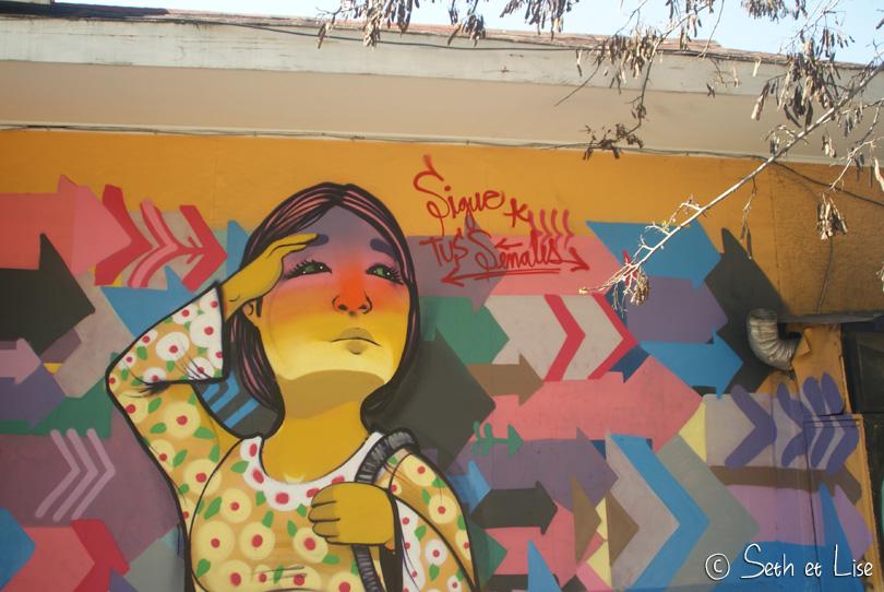 streetart femme