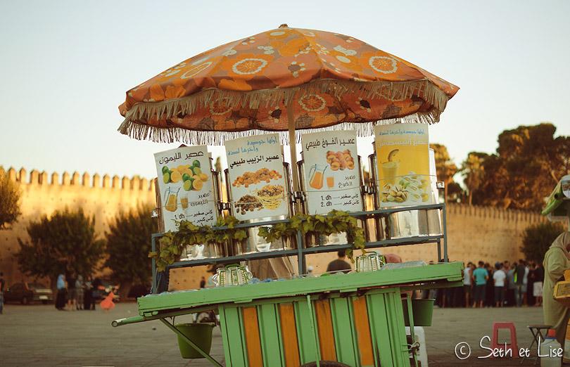 street food jus maroc fes