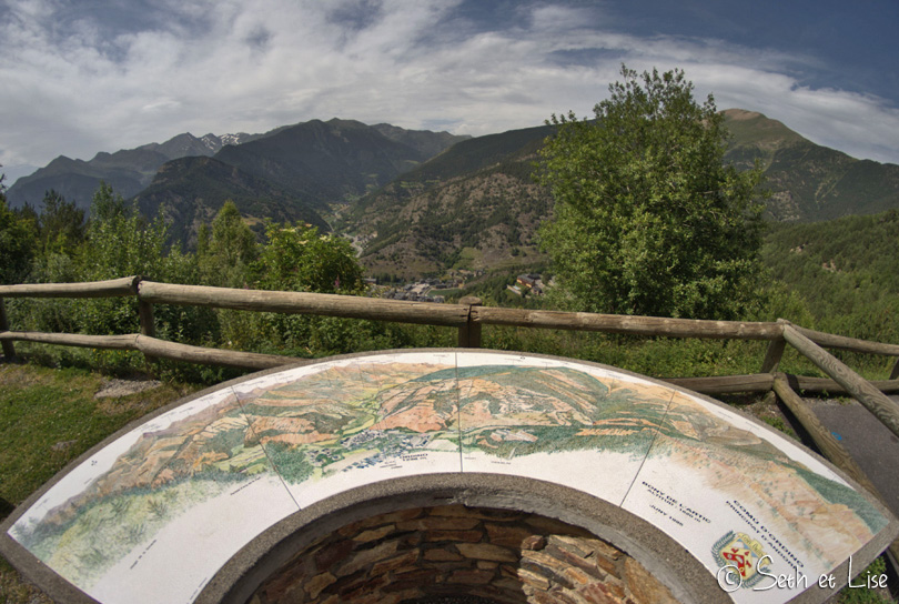 panorama andorre