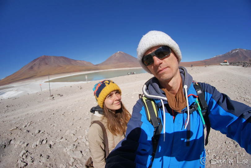 laguna verde bolivia altiplano
