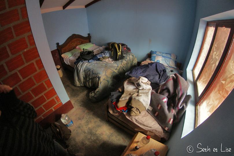 room hotel uyuni