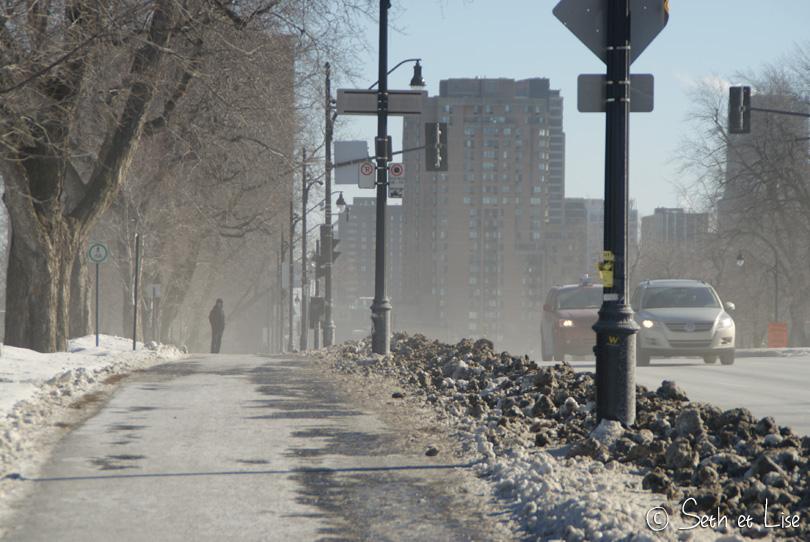 fog smog montreal