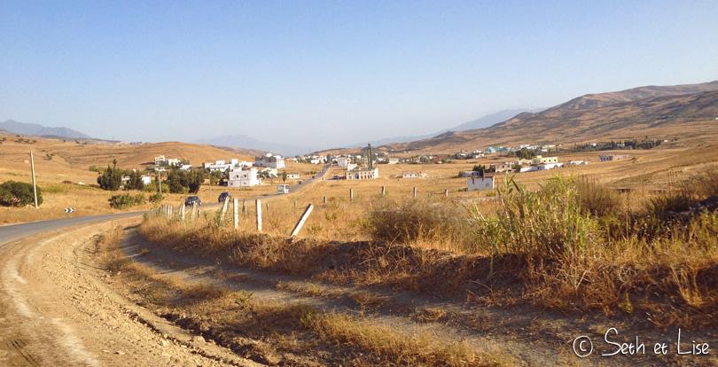 route maroc