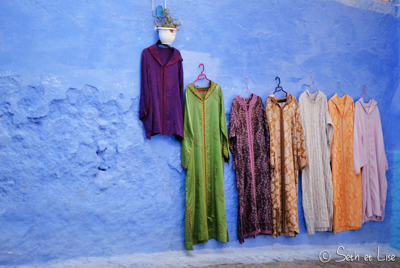 chefchaouen clothes