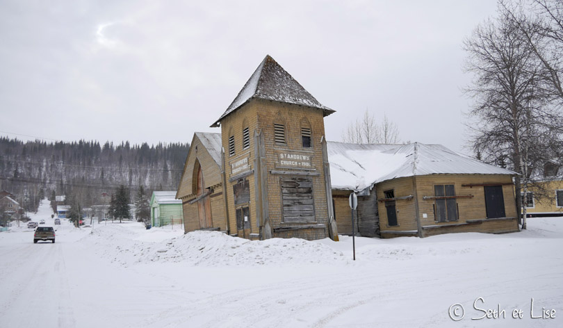 dawson city andrew church