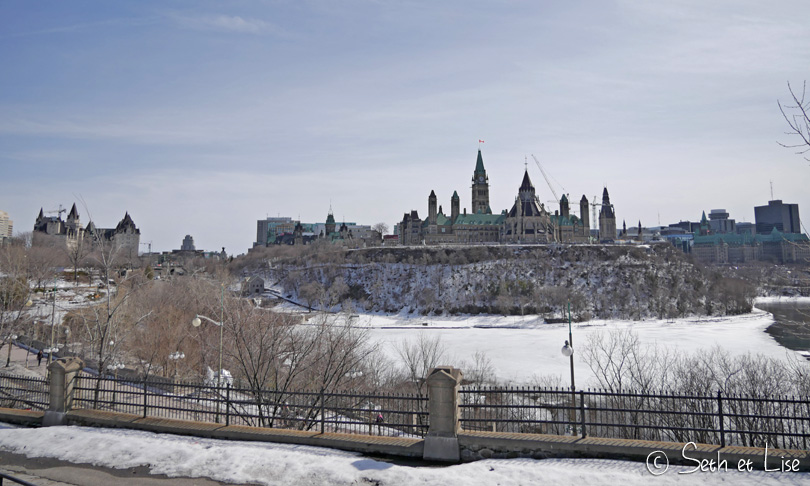 Ottawa, capitale du Canada