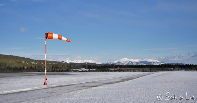 airport whitehorse wind