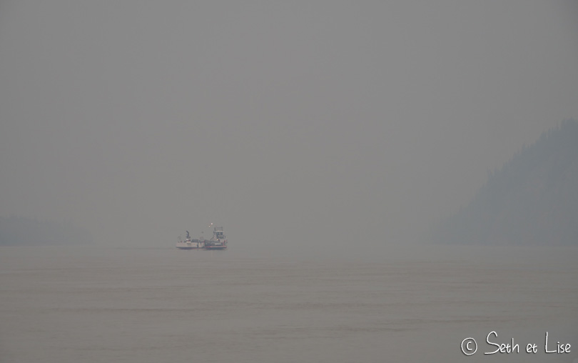 ferry dawson fire