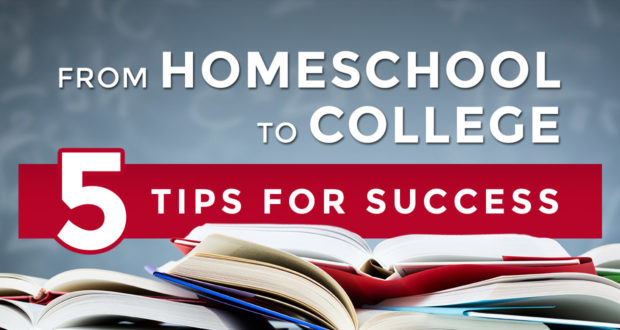 From Homeschool to College 5 Tips for Success - Seton Magazine - college success tips