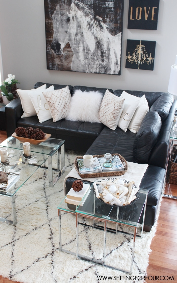 Fall Rug Wallpaper Rustic Glam Living Room New Rug Setting For Four